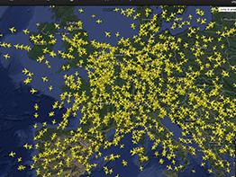 Радар воздушных судов